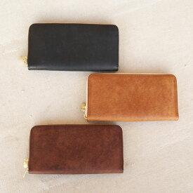 ANNAK Pueblo Leather Round Wzip Wallet