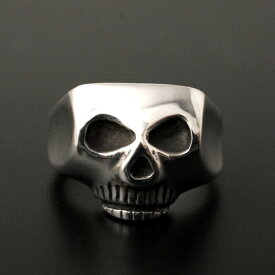 Flash Point JIM SKULL RING-Solid Type