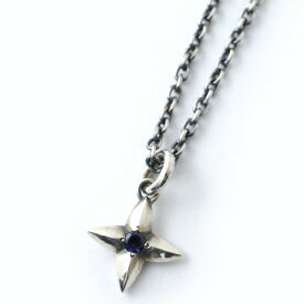 mollive STAR-CROSS IOLITE NECKLACE TAKERU SATOU MODEL