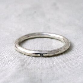mollive SIMPLE SILVER DIA RING