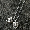 mollive Heavy Oz TWO FACE NECKLACE