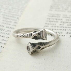 Vantique TUAREG SILVER RING