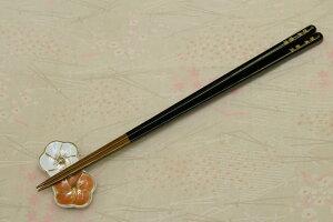 """クーポン対象 席札箸 """" kotohogi """" 本うるし祝い竹箸(黒/赤)【オーダーロット30膳&名入れ代込】名前入り お箸 おはし"""