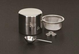 近藤さんの抹茶ふるい缶 小 / Grenn Tea strainer