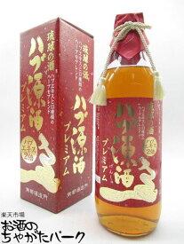 南都酒造 琉球の酒 ハブ源酒 プレミアム 35度 950ml