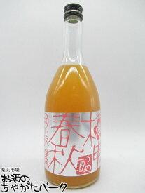 西山酒造場 小鼓 梅申春秋 (ばいしんしゅんじゅう) 梅酒 8度 720ml