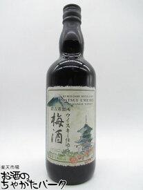 マツイ 倉吉蒸留所 ウイスキー仕込み梅酒 14度 700ml