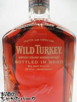 ワイルドターキー17年マスターズキープボトルドインボンド正規品50度750ml