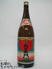 【焼酎祭り1680円均一】指宿酒造 赤利右衛門 紅芋 芋焼酎 25度 1800ml