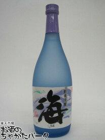 【焼酎祭り1380円均一】 大海酒造 海 芋焼酎 25度 720ml