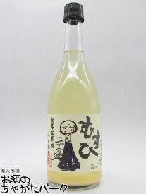 寺田本家 五人娘 発芽玄米酒 むすひ 小瓶 720ml 【要冷蔵】