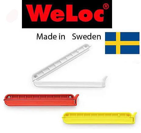 スウェーデン製キッチンクリップ11センチ3個入り