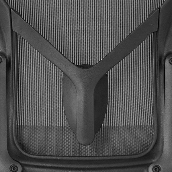 アーロンチェアリマスタードライトアームレスAサイズグラファイトハーマンミラー送料無料AeronChairsRemastered新型チェア引取サービス/ヤマト家財便HermanMiller