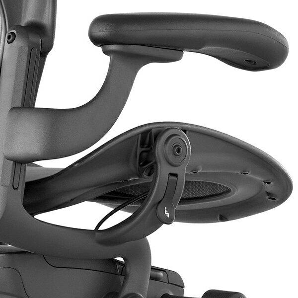 アーロンチェアリマスタードライト固定アームAサイズグラファイトハーマンミラー送料無料AeronChairsRemastered新型チェア引取サービス/ヤマト家財便HermanMiller