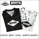 新作☆【KOOTAbyQUAKYSENSE】ラッシュシャツ半袖・BCS519BEATCOOLSHIRTKCS518