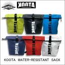 【KOOTAWATER-RESISTANTSACK】KRS29QUAKYSENSE・クエーキーセンス防水バッグ・リュック・クータウォータープルーフバッグ