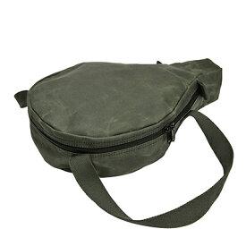 asobito(アソビト) 10インチ スキレット/コンボクッカーケース(防水帆布) Olive