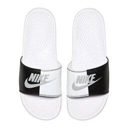 Nike(耐吉)benasshi(104:白/純的白金/黑色/白)