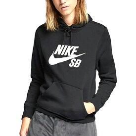 [40%OFF] Nike(ナイキ) パーカー (SB アイコン) (010: ブラック/ホワイト)