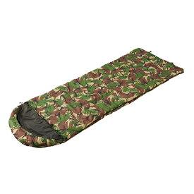 Snugpak(スナグパック) 寝袋 (春夏対応/車中泊/キャンプ)(ノーチラス スクエア ライトハンド) DPMカモ