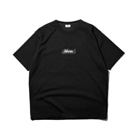 NANGA(ナンガ) ロゴTシャツ (抗菌防臭) N1T2