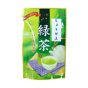 生姜緑茶 九州産 30包 ワンカップ ひも付き ティーバッグ しょうが緑茶 国産 健康茶 送料無料