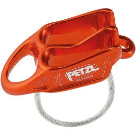 ビレイデバイス【PETZL ペツル ルベルソ】軽量 クライミング 最新モデル D017AA