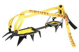アイゼン クランポン【Grivelグリベル G12・ニューマチック】GV-RA074A02 送料無料 12本爪