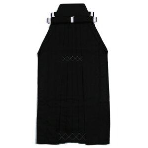 楊柳(ようりゅう) 弓道袴 黒色 男性用 20〜26号 馬乗型