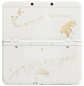【新品】3DS ディズニーマジックキャッスル マイ・ハッピーライフ2 Newニンテンドー3DS同梱パック数量限定 シャイニースターショルダーバッグ付