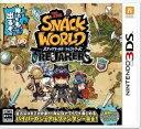 【新品】3DS スナックワールドトレジャラーズ【送料無料・メール便発送のみ】(着日指定・代金引換発送は出来ません。)