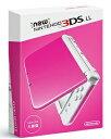 【新品】NEW ニンテンドー 3DS LL ピンク/ホワイト