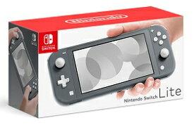 【新品】Nintendo Switch Lite グレー+Lite用キャリングケース セット