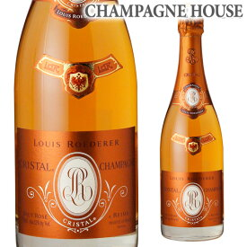 <P10対象外>ルイ ロデレール クリスタル ロゼ 2008 750ml並行品 シャンパン シャンパーニュお一人様1本まで