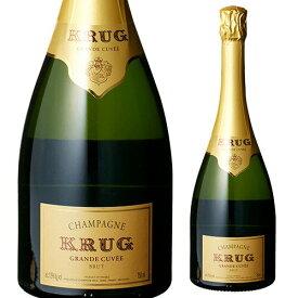 ≪2月価格≫クリュッグ グラン キュヴェ ブリュット 750ml並行品 シャンパン シャンパーニュ Krugプレゼント 贈り物 ギフト <P10対象外>