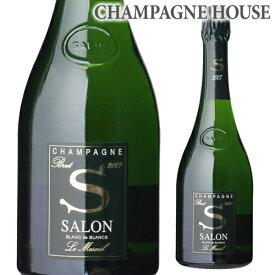 サロン ブラン ド ブラン [2007] 750ml[限定品][シャンパン][シャンパーニュ]【お一人様1本まで】<P10対象外>