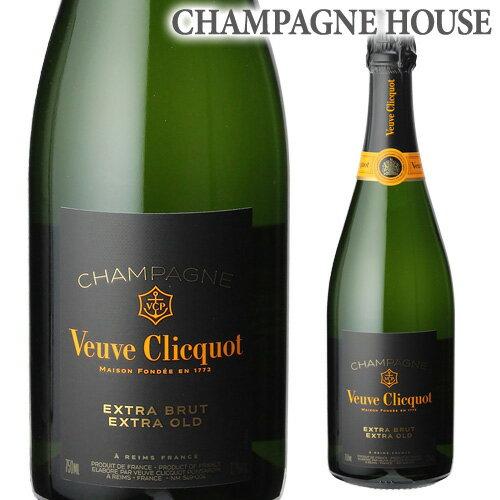 ヴーヴ クリコエクストラオールド エクストラブリュット 750ml 並行 BOX付[ヴーヴクリコ][ヴーヴ・クリコ][ブーブクリコ][シャンパーニュ][シャンパン][箱付][プレゼント][記念日][卒業祝い 退職祝い]