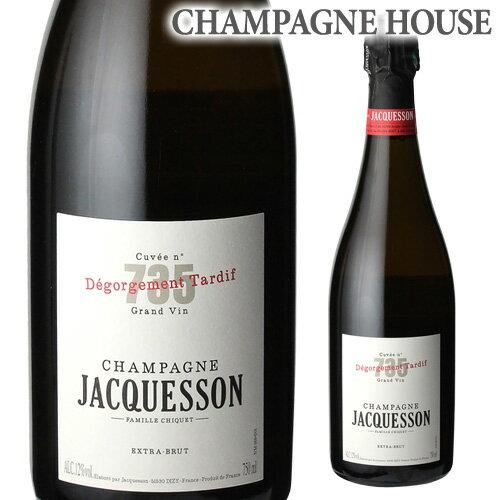 ジャクソン キュヴェ735 デゴルジュマンタルディフ 750ml[シャンパン][シャンパーニュ]