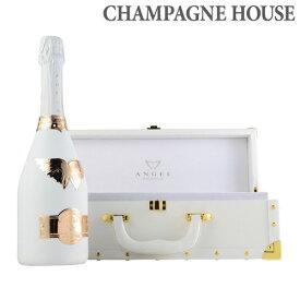 送料無料 エンジェル シャンパン ブリュット ロゼ ホワイト NV BOX 750ml シャンパン シャンパーニュ ロゼシャンパン ナイト系