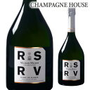 メゾン マム RSRV ブラン ド ブラン [2012] 750ml [正規品][シャンパン][シャンパーニュ][限定品][アール エス アール ヴイ]