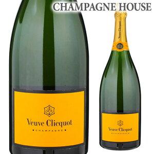 【P7倍】ヴーヴ クリコ イエローラベル ブリュット マグナムルミナスボトル 1.5L(1500ml)[シャンパン][シャンパーニュ][大容量][イベント]P期間:5/8〜16まで