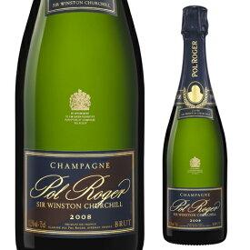 ポル ロジェキュヴェ サー ウィンストン チャーチル [2008] 750ml[正規品][シャンパン][シャンパーニュ][ポール ロジェ]