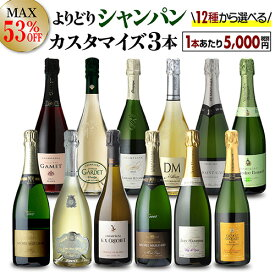 【送料無料】最大53%オフシャンパン よりどり3本 カスタマイズ セットワインセット 15,000円均一 シャンパーニュ セット シャンパンセット 飲み比べ 虎 <P10対象外>