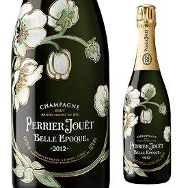 ≪6月価格≫ペリエ ジュエ キュヴェ ベル エポック ブリュット 2012 750ml正規品 シャンパン シャンパーニュ ベルエポ ペリエジュエ ペリエ・ジュエ PERRIER JOUET 【お一人様1本限り】