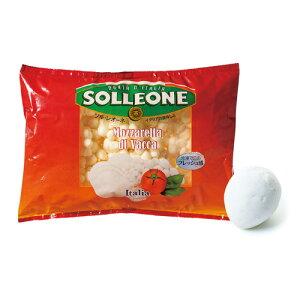 【訳あり】ソルレオーネモッツァレラ ヴァッカ(1gパール) 1kg 冷凍 チーズ I.Q.F パールタイプ モッツァレラ ソルレオーネ イタリア 商品入れ替えの為 虎姫