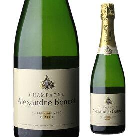 アレクサンドル ボネ ミレジム 2013 750mlシャンパン シャンパーニュ champagne Alexandre bonnet]