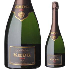 クリュッグ ヴィンテージ 2006 750ml並行品 シャンパン シャンパーニュ【お一人様1本まで】<P7対象外>