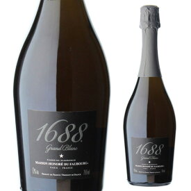 【8/1限定 1,000円OFFクーポン】1688 グラン ブラン 高級ノンアルコール スパークリング Grand Blanc フランス産 750ml ノンアルコールワイン ノンアルコールシャンパン アルコールフリー Alc.0.00% 虎姫
