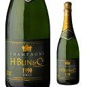 【P10倍】アンリ ブラン1990 ブリュット 750mlH BLIN 限定品 シャンパン シャンパーニュ ヴィンテージ 30年P期間:11/25〜29まで