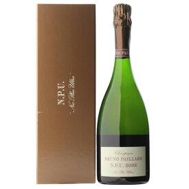 ブルーノ パイヤールN P U ネック プリュ ウルトラ 2002 BOX 750ml正規品 限定品 シャンパン シャンパーニュ